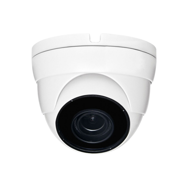2MP HD IP IR Dome Fixed Lens Camera | IP-5IRD2S02-W-2.8