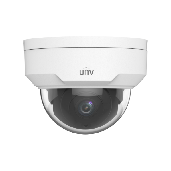 Uniview UNV 4MP WDR Vandal-resistant Network IR Fixed Dome Camera
