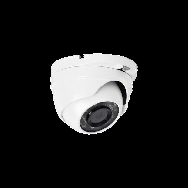 1080p TurboHD Eyeball Camera with Wide Angle Lens (2.8mm) and 65.61ft (20m) Smart IR