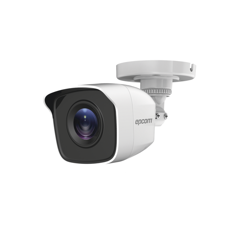TVI Bullet Camera 720p Outdoor IP66 / EXIR 20m / 2.8mm Lens / 4 in 1 Technology / 12VDC / Polycarbonate Housing