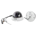 LEGEND TURBOHD 720p Indoor Dome Camera, Hybrid (Analog 1200TVL / HD-TVI 720p) with 2.8 mm Wide Angle Fixed Lens and Smart IR 20m