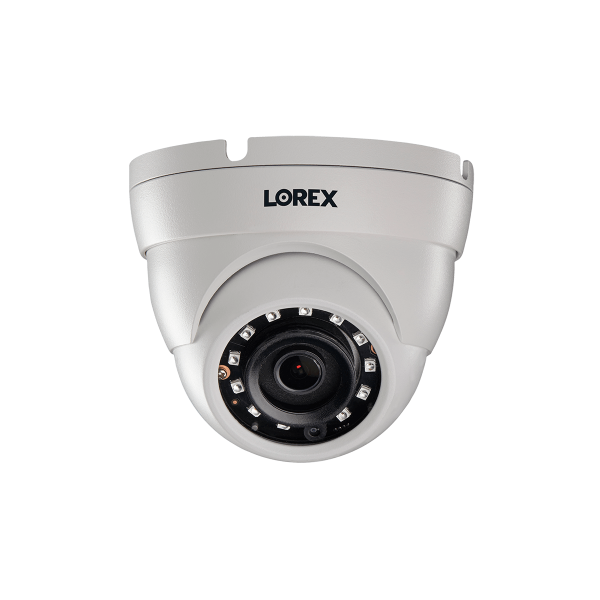 2K (5MP) Super HD Weatherproof Color Night Vision Dome Security Camera