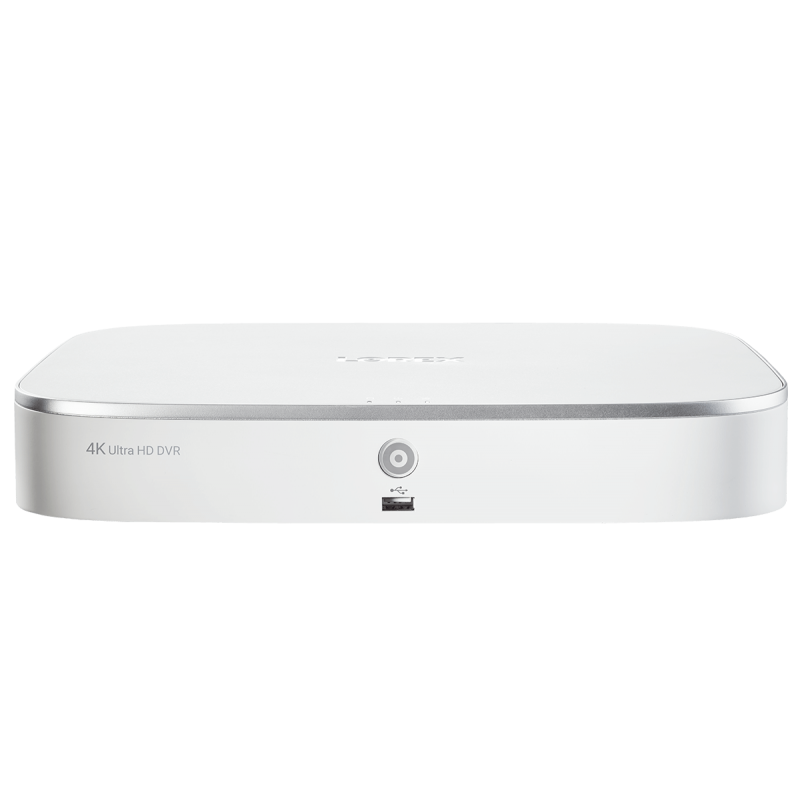 DEAL OF THE DAY! 4K Security DVR with Advanced Motion Detection and Smart Home Voice Control