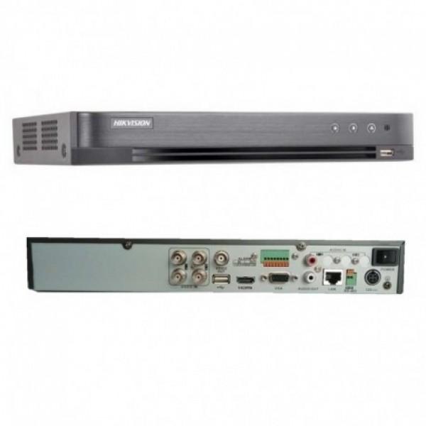 DVR Hikvision DS-7204HQHI-K1(B)